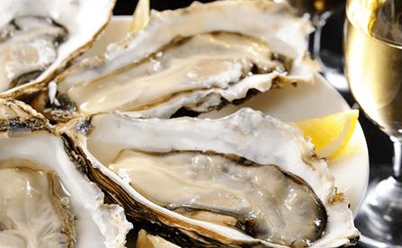 媚薬効果がある食材:牡蠣